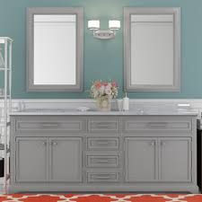 72 Bathroom Vanity Double Sink by White And Gray Master Bathrooms Modern Double Sink Bathroom