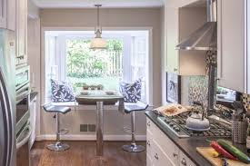 kitchen 07 let the sunshine in breakfast nook idea homebnc