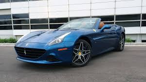 ferrari california 2018 2017 ferrari california t a turbo makes this front engine gt come