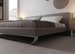 chelsea upholstered platform bed u0026 reviews allmodern