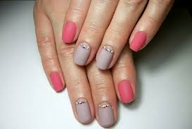matte nail polish trendy designs 2017 ladylife