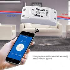 aliexpress buy 5pcs sonoff wifi switch light switch