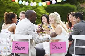 backyard wedding ideas articles easy weddings