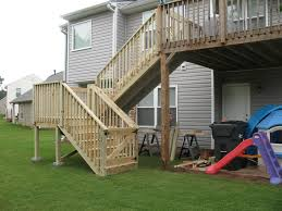Corner Deck Stairs Design Adorable Corner Deck Stairs Design Inspiring Deck Steps Ideas 9