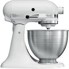 amazon com kitchenaid k45sswh k45ss classic 275 watt 4 1 2 quart
