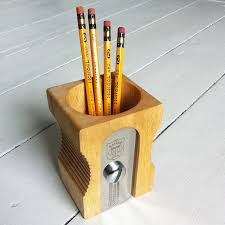 Quirky Desk Accessories by Amazon Com Uk Pencil Sharpener Desk Tidy Natural Office