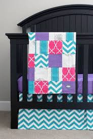 Purple And Teal Crib Bedding Baby Crib Sets 21 Photos Interior Designs Home