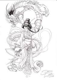 and geisha design loucas geisha and