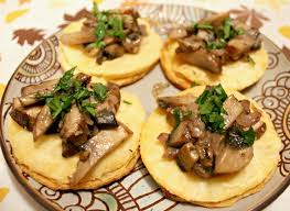 cuisine cepes cooking friday savory tartlets steak chocolate