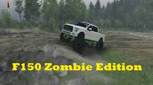 Ford Raptor Zombie Edition - ccs zombie edition f150 spintires youtube