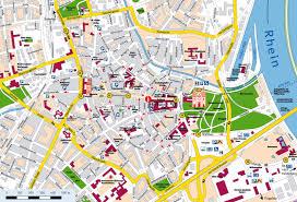 stuttgart on map map of the city speyer de