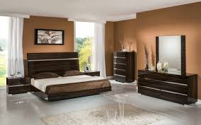 Italian Bedroom Sets Italian Modern Ebony Lacquer Bedroom Set