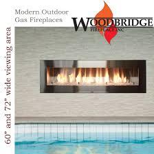 Modern Outdoor Gas Fireplace by Modern Outdoor Gas Fireplace Ss60 Ss72 Dzn Centre Ottawa Tile