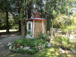 lighthouse garden shed fine homebuilding
