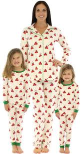 matching pajamas perfect for family reunions bridal parties