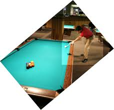 Pool Table Hard Cover 9 Ball Rack And Break Strategy