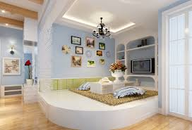 interior perfect mediterranean style living room venetian