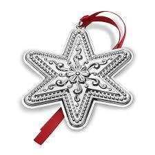 silver ornament 2017 towle silver ornament