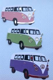 volkswagen hippie van clipart vw camper van die cuts x 3 vw camper vans