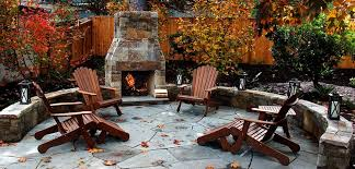 Outdoor Fireplace Patio Designs Savoring Fall A Patio Picture Album Bombay Outdoors