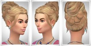 sims 4 custom content hair sims 4 hairstyles downloads sims 4 updates