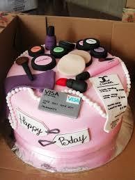 birthday cake shop the cake shop make up and shopping theme birthday cake