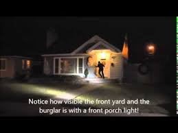 turn the light on crime front porch lighting 3 of 4 youtube