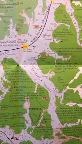 Alaska Inside Passage Map by Usa Alaska 6 Frederick Sound I See You See