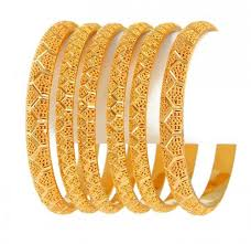 gold bangle bracelet sets images 22k gold bangle set ajba50578 22k gold bangle set handmade jpg