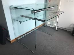 Schreibtisch Glas Glas Bürotisch Glas Schreibtisch Luzern Tutti Ch