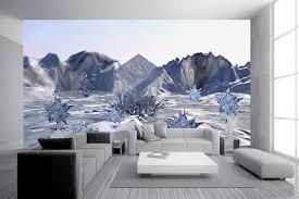 d oration chambre peinture toile de fond mur papier décor à la maison salon chambre planète
