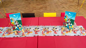 Mickey Mouse Chair Covers Mickey Mouse Kids Parties Galore