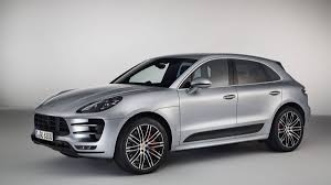 porsche car 2017 2017 porsche macan turbo with performance package preview