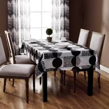 Discount Laminate Flooring Free Shipping Online Get Cheap Black White Tablecloth Striped Aliexpress Com