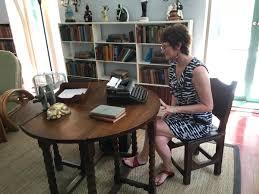 Hemingway Desk Contest Winner To Write Where Hemingway Wrote Wlrn