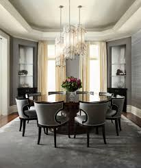 dining room tables chicago chicago elegant dining room sets transitional with glamour glass