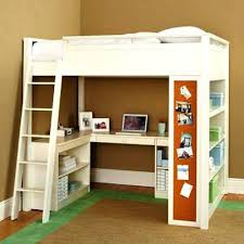 savannah storage loft bed with desk white and pink loft bed with storage and desk robys co