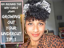 how to grow out an undercut tip 1 youtube