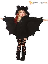 halloween hoodie girls cozy bat costume zip fleece hoodie halloween kids animal