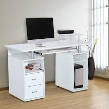 Schreibtisch 100 Cm Computertische Günstig Online Kaufen Real De