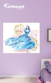 the 25 best disney wall murals ideas on pinterest disney fathead disney cinderella movie peel and stick wall mural wayfair princess quot this love wallpaper