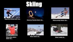 Skiing Meme - ski patrol miss murphy