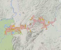 Iditarod Map Web Mapper