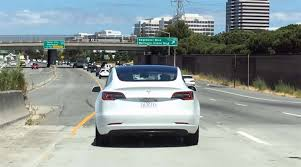 tesla model 3 taking the slow er road thedetroitbureau com