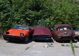 car junkyard michigan junkyard classic the british car boneyard u2013 something for everyone