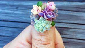 succulent nails are the latest nail art trend today com