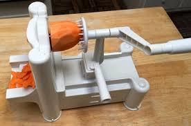paderno cuisine spiral vegetable slicer paderno spiral vegetable slicer cool tools