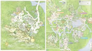 Map Of Animal Kingdom Pandora Maps U0026 Guides Familyfather Com
