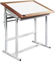 Lighted Drafting Table Gagne Porta Trace 36