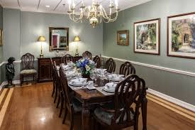 About The Regency Assisted Living Nassau County Long Island - Regency dining room
